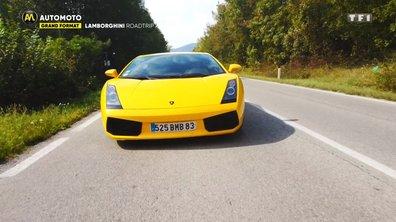 Lamborghini : Roadtrip à l'italienne