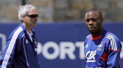 Equipe de France : William Gallas balance sur Raymond Domenech