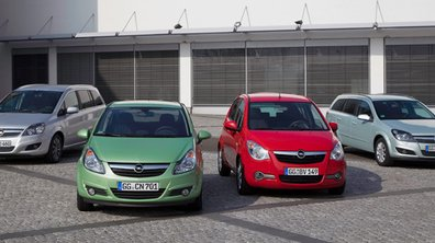 Opel lance sa gamme GPL