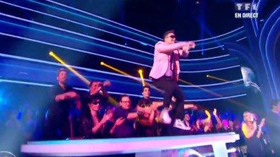 Danse Avec Les Stars : Gangnam Style de PSY fait bouger Chris Marques