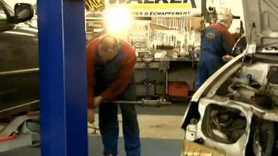 Votre marque vous force à réparer votre voiture dans son garage