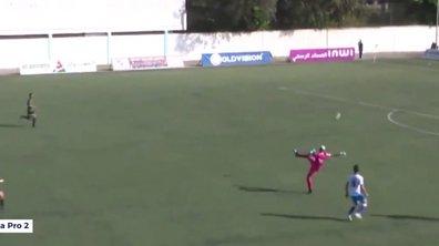 VIDEO - Il se prend pour Neuer et marque un CSC légendaire