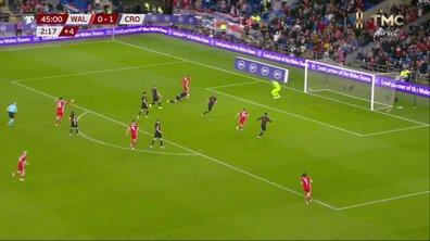 Pays de Galles - Croatie (1 - 1) : Voir le but de Bale en vidéo