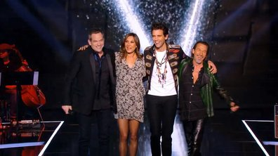 M Pokora, Enjoy Phoenix, Julien Courbet... Les stars sont fans de The Voice !