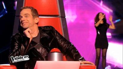 The Voice 3 : Les nouveaux talents de Mika, Jenifer, Florent et Garou en images