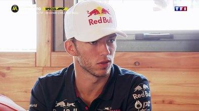 Pierre Gasly - Objectif : revenir chez Red Bull