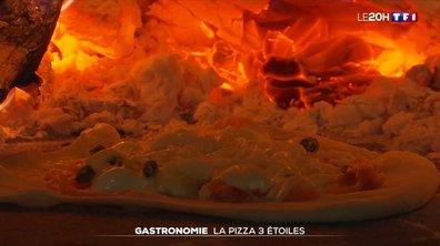 Gastronomie : la pizza 3 étoiles