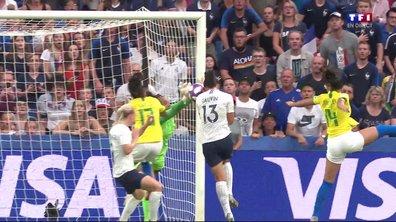 France - Brésil (0 - 0) : Voir le but refusé aux Bleues en vidéo