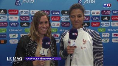 """Valérie Gauvin après France - Norvège : """"J'ai donné le meilleur de moi-même"""""""