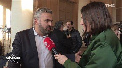 Gaz lacrymogènes : Alexis Corbières revient sur la polémique