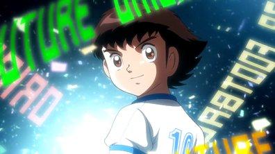 Captain Tsubasa - Le générique