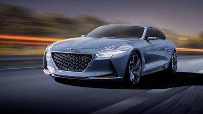 Salon de New York 2016 : Genesis, un concept-car nommé New York