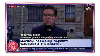 Morning Glory : Il faut sauver le soldat Laurent Wauquiez