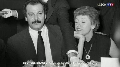 George Brassens : la vie secrète de ses chansons