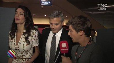 George Clooney et Amal Alamuddin un couple ambitieux à l'ONU