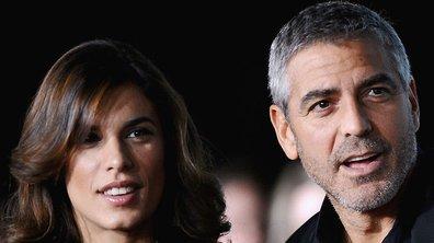 George Clooney rencontre la famille d'Elisabetta Canalis