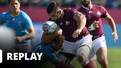 Géorgie - Uruguay (Coupe du monde de rugby - Japon 2019)