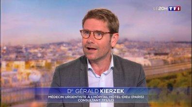 """Gérald Kierzek : """"C'est un peu tôt pour dire qu'il n'y a pas de signal de reprise"""""""