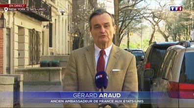 """Gérard Araud : """"Les Américains sont aussi indisciplinés que les Français sont supposés l'être"""""""