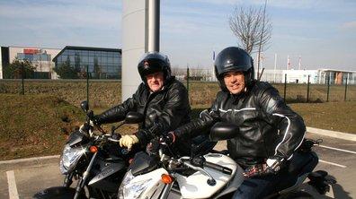 Gérard Depardieu dans Automoto