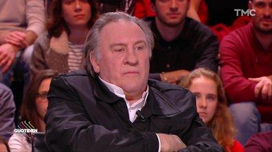 Gérard Depardieu : « Weinstein c'était un porc »