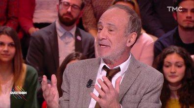 Gérard Miller s'explique sur le départ d'Aude Rossigneux