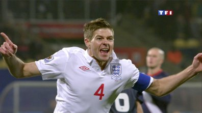 Coupe du Monde : les Anglais n'ont pas vu le but de Gerrard !