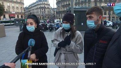 Gestes barrières et règles sanitaires : les Français exemplaires ?