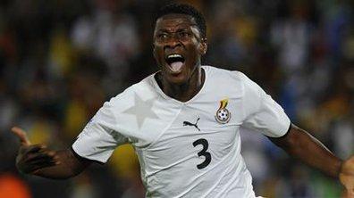 Le Ghana, au nom de l'Afrique