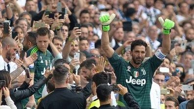 Juventus Turin: Les adieux de la légende Gianluigi Buffon