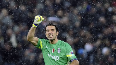 Italie : Buffon nommé meilleur joueur de Serie A