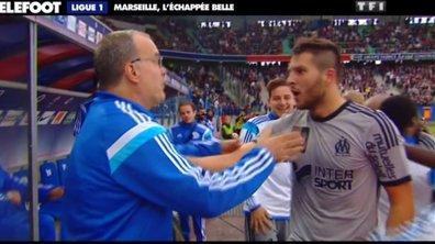 OM - Ligue 1 : Marseille, l'échappée belle