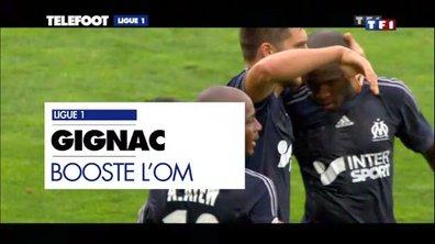 VA-OM : Marseille remercie Gignac