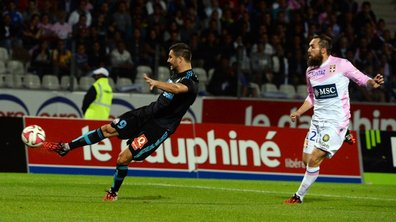 Ligue 1 : L'OM domine Evian-TG et prend la 2e place