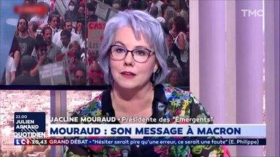 Gilets jaunes : Jacline Mouraud à deux doigts d'inventer l'Assemblée nationale
