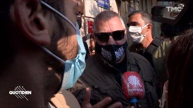 Gilets jaunes : Jean-Marie Bigard exfiltré manu militari
