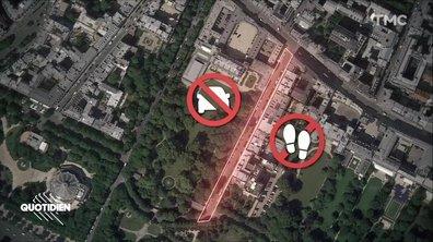 Gilets jaunes : prise pour cible, l'Elysée se barricade