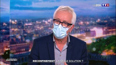 """Gilles Pialoux : """"Ce reconfinement est la solution pour protéger la santé de tout le monde et l'accès à l'hôpital"""""""