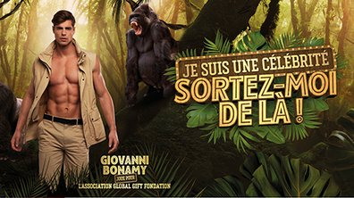 "Giovanni Bonamy joue pour l'association ""Global Gift Fondation"""