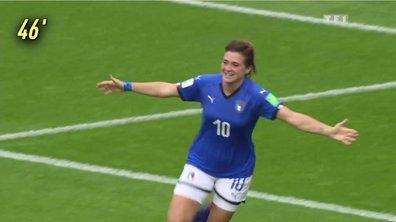 Jamaïque - Italie (0 - 3) : Voir le troisième but de Girelli en vidéo