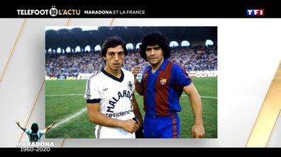 Maradona et la France