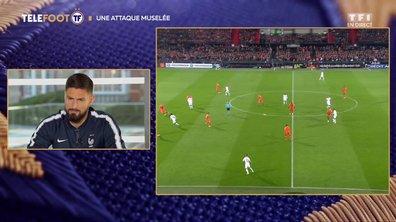 """[EXCLU Téléfoot – 18/11] - Giroud : """"Conscients d'être passés à côté de notre sujet contre les Pays-Bas"""""""
