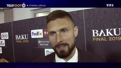Ligue Europa : Éternel Giroud