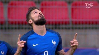 France-Paraguay: Olivier Giroud, l'attaquant indispensable des Bleus