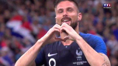 Sérieuse, la France s'impose sans trembler face à l'Irlande
