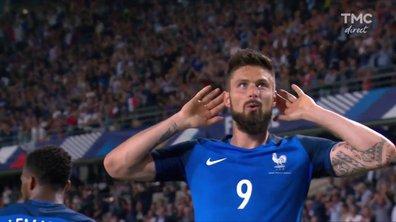 Le triplé historique de Giroud, le record de Lloris... France-Paraguay en 5 stats