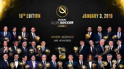 Cristiano Ronaldo, Griezmann et Mbappé nommés aux Globe Soccer Awards