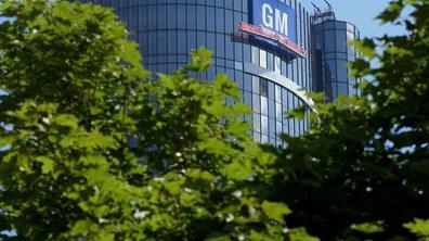 900 millions d'euros d'amende pour General Motors