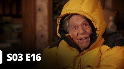"Les Goldberg - S03 E16  - ""Eddie l'Aigle"" Edwards"