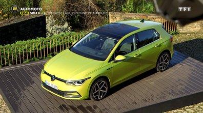 La nouvelle VW Golf 8 : la compacte la plus techno du marché ?